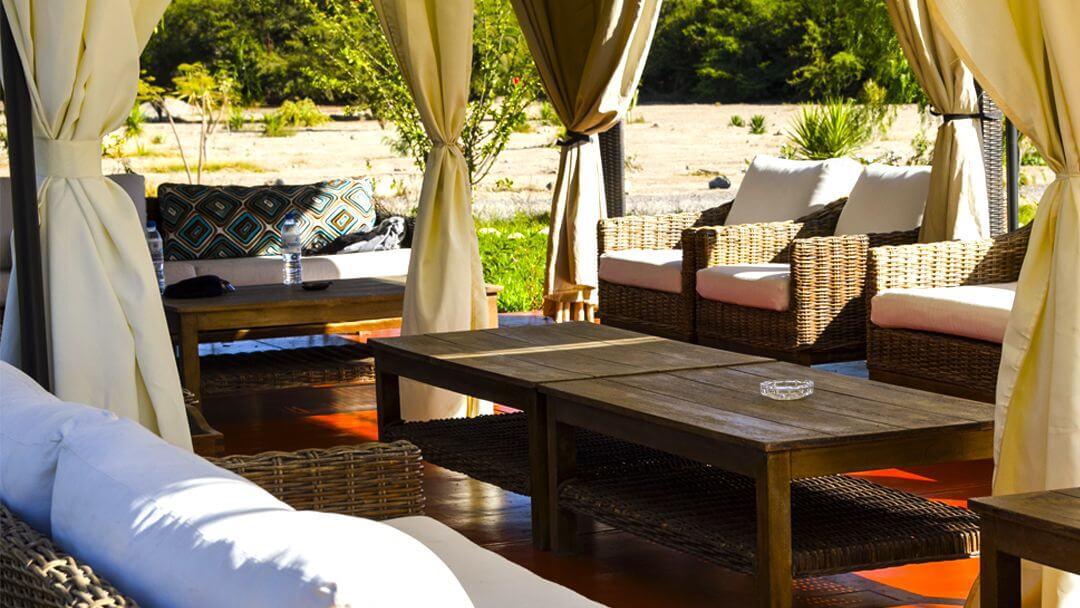 Comodidad y seguridad en nuestro hotel Casa Hacienda Nasca Oasis.